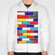 Vibrant Brick Hoody