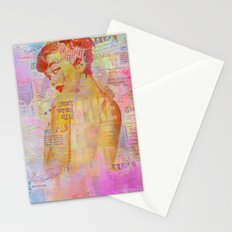 Candy girl Stationery Cards