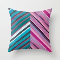 Pheonix Rising Throw Pillow