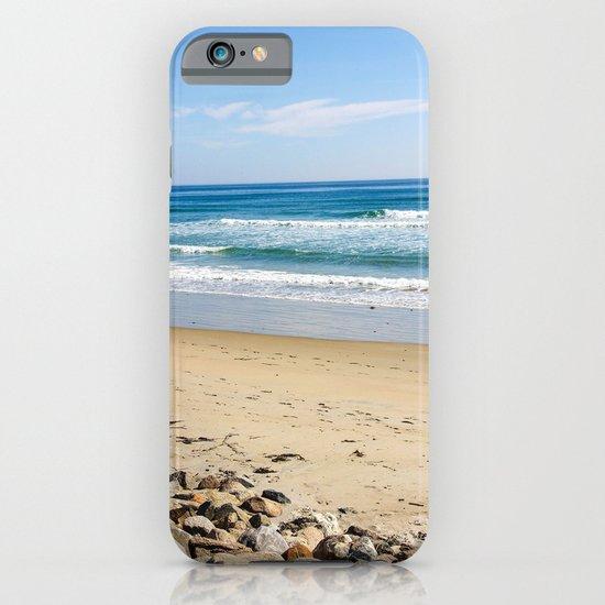 Rocky Beach iPhone & iPod Case