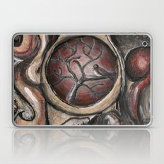 The early bird gets the womb Laptop & iPad Skin