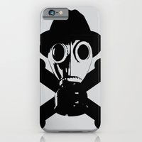 Man In The Mask iPhone 6 Slim Case