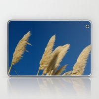 A soft breeze, against a cobalt sky. Laptop & iPad Skin