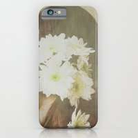 iPhone & iPod Case featuring She Had Flowers in Her Hair by Olivia Joy StClaire