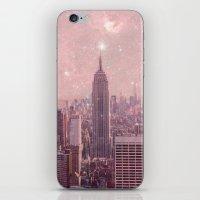 Stardust Covering New Yo… iPhone & iPod Skin