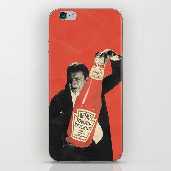Vegetarian Vampire iPhone & iPod Skin