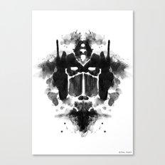 Optimust Canvas Print