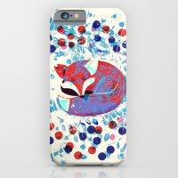 Berry Fox - Nostalgic iPhone 6 Slim Case