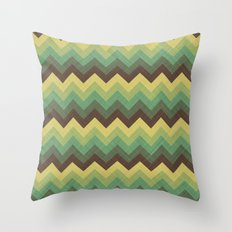 COLORS OF AUTUMN 3 Throw Pillow