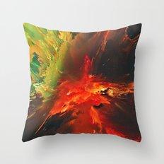Zefs Throw Pillow