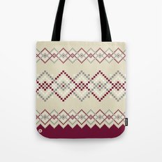 Jacquard 04 Tote Bag