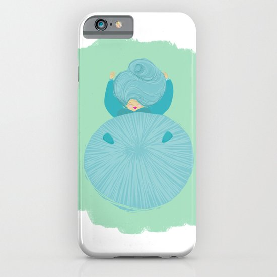 Jolly Lady iPhone & iPod Case