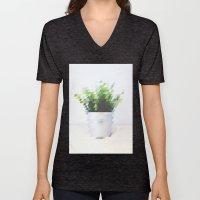 Plant Unisex V-Neck