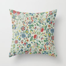 Frutos Throw Pillow