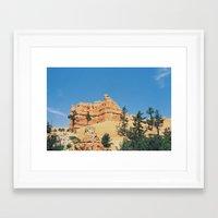 Utah Part 1 Framed Art Print