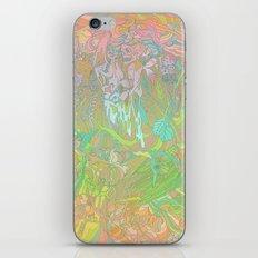 Hush + Glow iPhone & iPod Skin