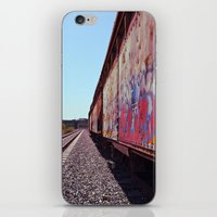 In The Nalley Valley iPhone & iPod Skin