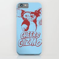 iPhone & iPod Case featuring Cheers Gizmo by Roma