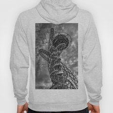 The Arcelormittal Orbit Monochrome Hoody