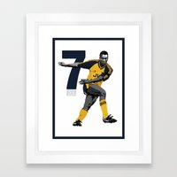 Rocky Rocastle - Remember Framed Art Print