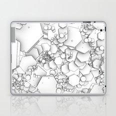Hexagons Laptop & iPad Skin