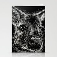 The Wallaby Stationery Cards
