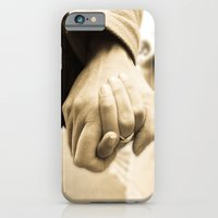 iPhone & iPod Case featuring Mother and Daughter by Nicole Mason-Rawle