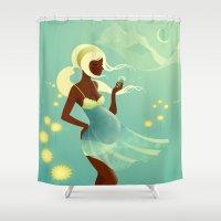 Herbal Remedies: Dandeli… Shower Curtain