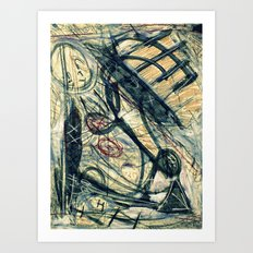 Untitled #2 Art Print