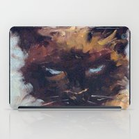 The Wicked One iPad Case