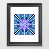 Colortime Framed Art Print