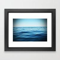 Atlantic Paradise Framed Art Print