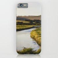Cuckmere River iPhone 6 Slim Case