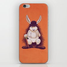 A Clocwork Carrot iPhone & iPod Skin