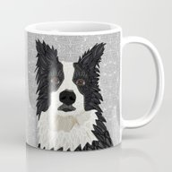 Beautiful Border Collie Mug
