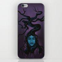 Tree Of Mind  iPhone & iPod Skin