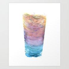 City #50: Yoothnia Art Print