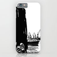 hamburg fischmarkt iPhone 6 Slim Case