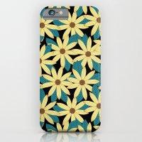 Gerbera Black iPhone 6 Slim Case