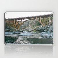 Bridge To Nowhere (II) Laptop & iPad Skin
