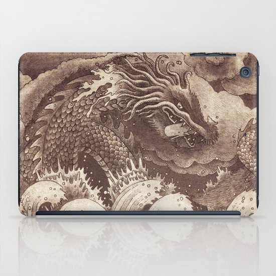 Edge of the World  iPad Case