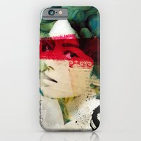 iPhone & iPod Case featuring Saigon Sally by vin zzep
