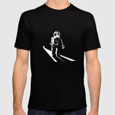 Legophobie Mens Fitted Tee Black SMALL