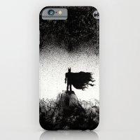 BRUCE WAYNE RISES  iPhone 6 Slim Case