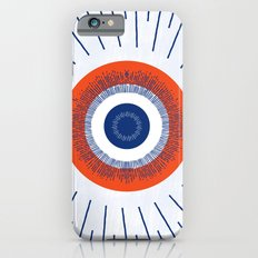Eye Think Too Much iPhone 6s Slim Case