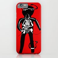 iPhone & iPod Case featuring body by sandra sisofo