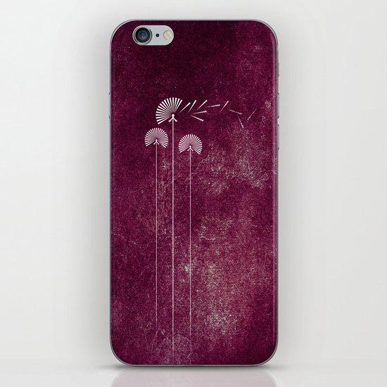 in un soffio iPhone & iPod Skin