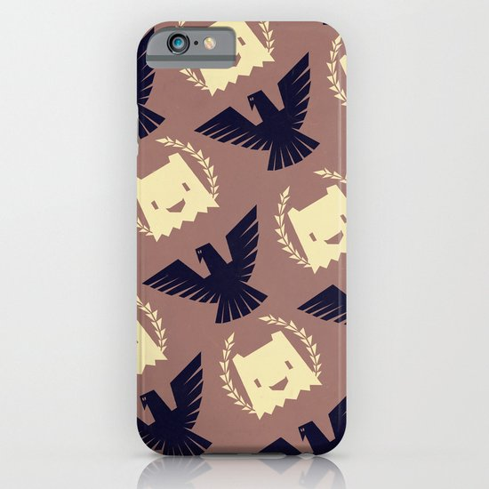 Imperial yeti iPhone & iPod Case