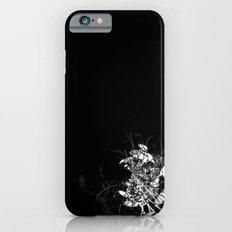 Datadoodle Flowers B/W Slim Case iPhone 6s