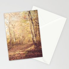 New England Autumn Stationery Cards